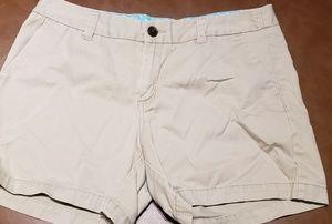 Basic Khaki Shorts